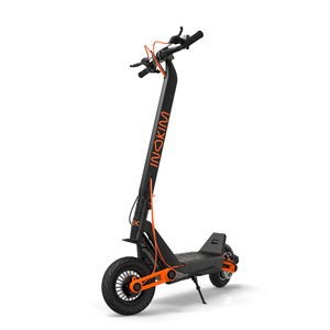 OX Eco Electric Scooter - Black