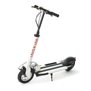 Quick 3+ Super  Electric Scooter  - White