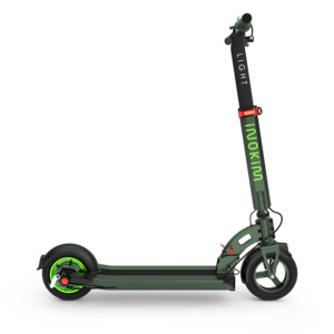 Super Light Electric Scooter - Black